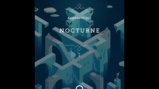 Monument Valley Forgotten Shores walkthrough - Appendix 8, Nocturne