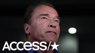 Arnold Schwarzenegger Posts First Health Update Following Heart Surgery: 'I'm Back!'   Access