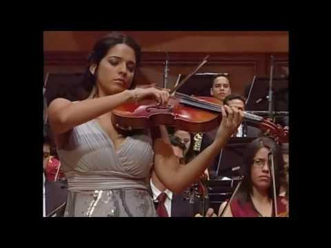 Piston: Viola Concerto · Melissa Peraza · Jesús Uzcátegui · Orquesta Sinfónica Juvenil de Caracas
