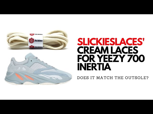 yeezy 700 inertia laces