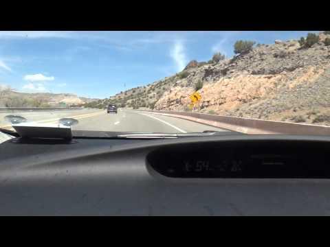 Road Trip: Albuquerque NM to Los Alamos NM and Back, a Pre-24th Birthday Extravaganza