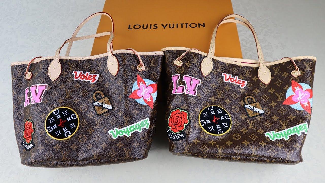 How to Spot Fake LV | Real vs Replica Louis Vuitton Neverfull Bag