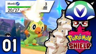 [Vinesauce] Joel - Pokemon Shield ( Part 1 )