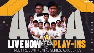 [ID] Free Fire Continental Series: Asia Series | Play-Ins