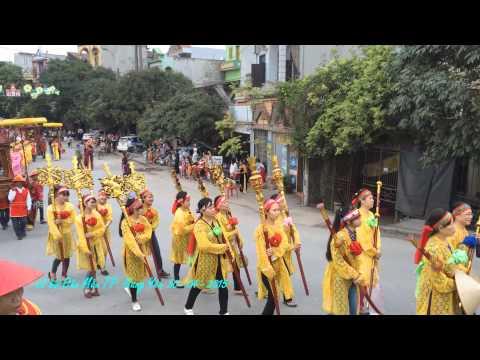 Lễ hội Đền Mẫu TP.Hưng Yên ngày 30-04-2015