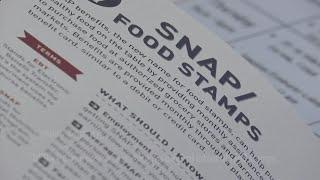 Trump tightens food stamp work requirements