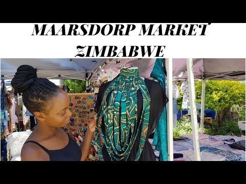 UpMarket Marsdorp Farmers Market Harare, Zimbabwe