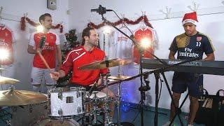 Christmas SoundCech - with Alexis Sanchez and Nacho!