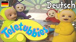 Teletubbies auf Deutsch - Rollen