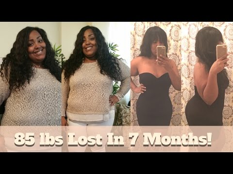 Gastric Bypass: Before & After | 85 lbs Lost & Counting!!