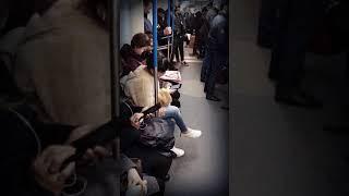 КОРОНАВИРУС | Где чистые вагоны в Московском метро? | ДЕЗИНФЕКЦИЯ