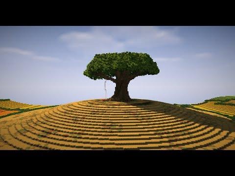 Mr Jack Fox S Tree Minecraft Fantastic Mr Fox Youtube