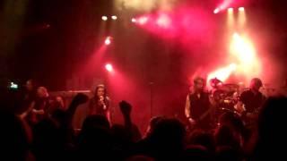 The Feverish Alliance (Live) - Trail of Tears