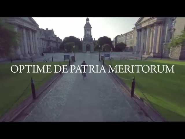 Optime de patria meritorum