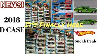 2018 Hot Wheels D Case Finally Arrived. Sneak Peak And More News #63