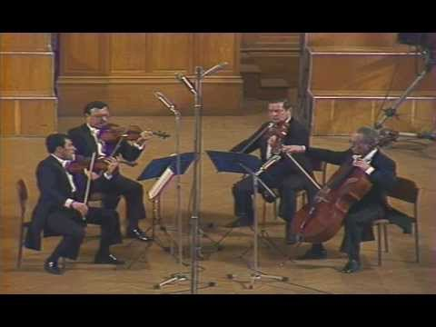 Tchaikovsky, Quartet No.1 - Borodin Quartet