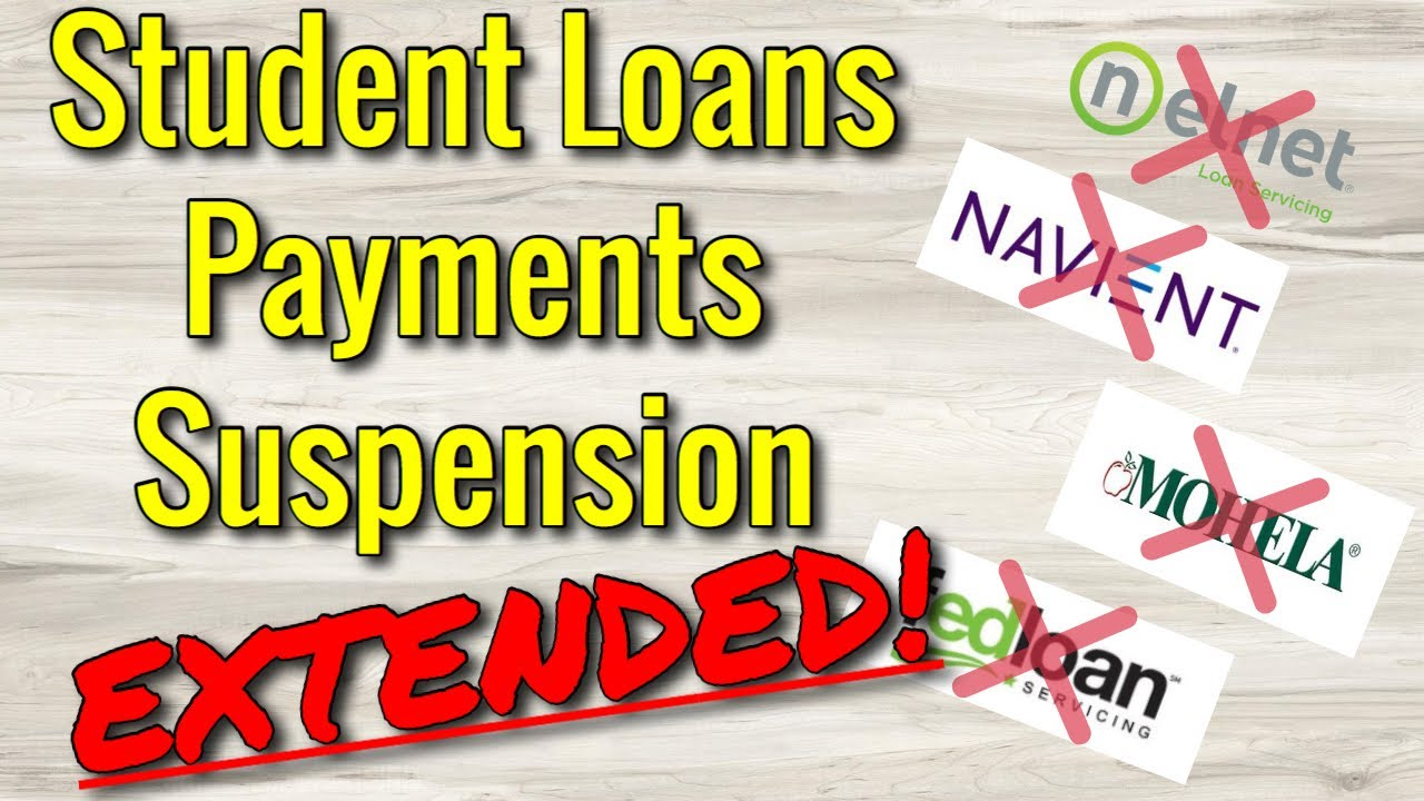 Student Loan Payments SUSPENSION EXTENDED | What Does This Mean For You?