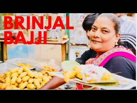 Amazing Brinjal Bajji in Guntur | Amazing Indian Street Food | Guntur