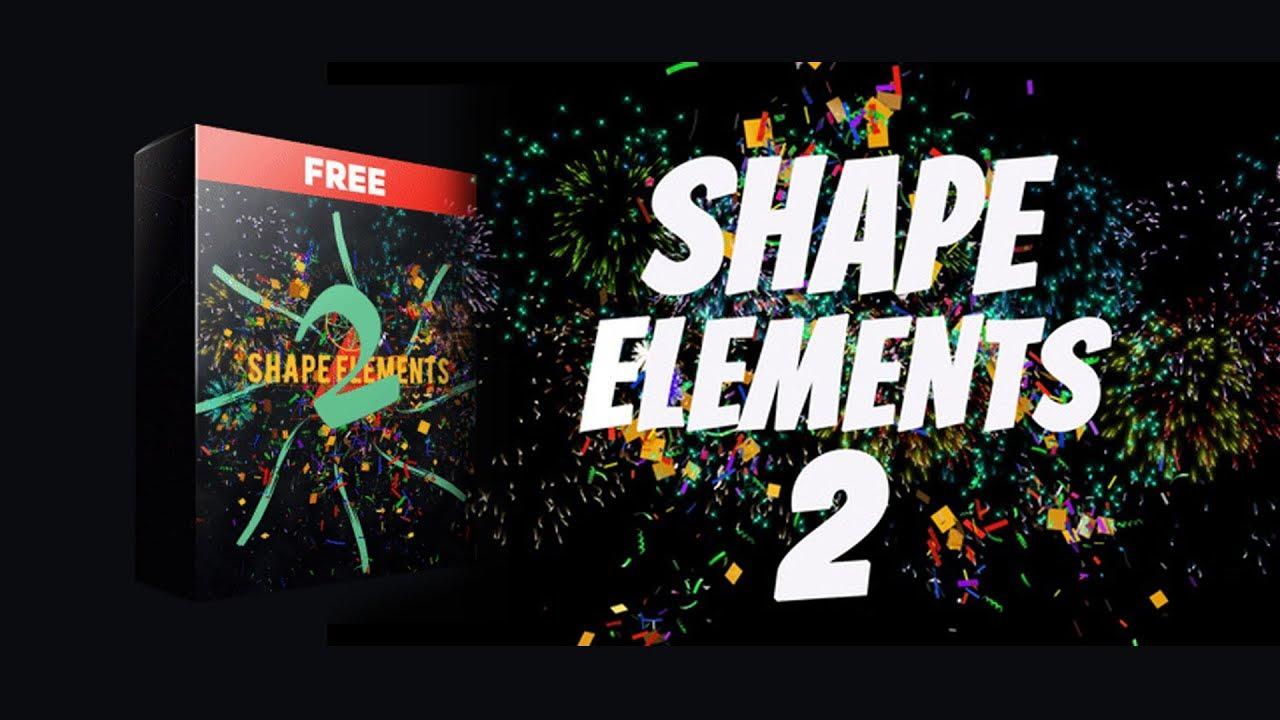 Shape Elements 2 de AE Juice - Tutorial After Effects