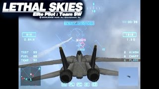 Lethal Skies: Elite Pilot Team SW ... (PS2)