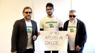 Chiloé ¡estamos contigo y Greenpeace!