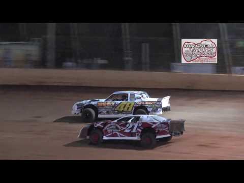 Boyd's Speedway 10/29/16 B-Hobby Heats 1&2!