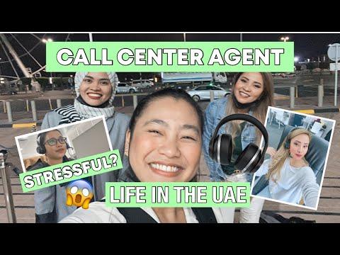 Paano maging call center agent sa Dubai at Abu Dhabi, UAE? O