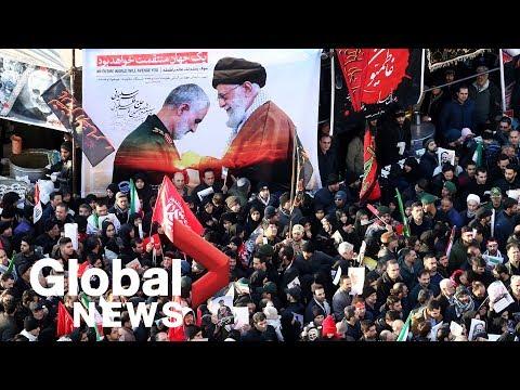 Iran's attack on