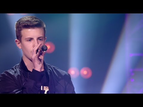 Nathan - 'Love Yourself' | Blind Auditions | The Voice Kids | VTM