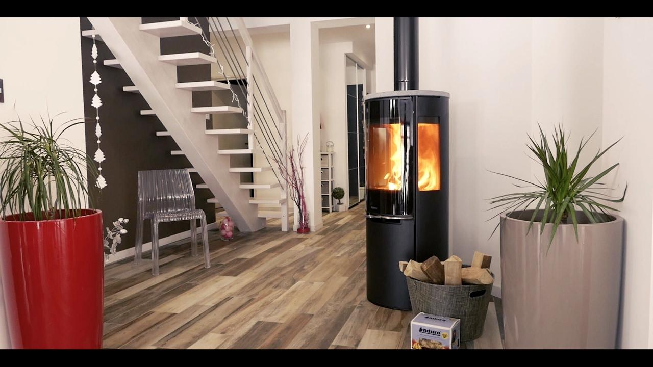 po le bois aduro youtube. Black Bedroom Furniture Sets. Home Design Ideas
