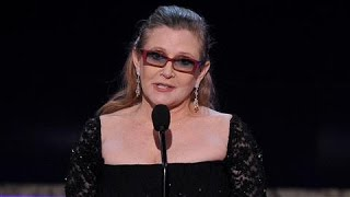How Will 'Star Wars' Handle Carrie Fisher's Death?