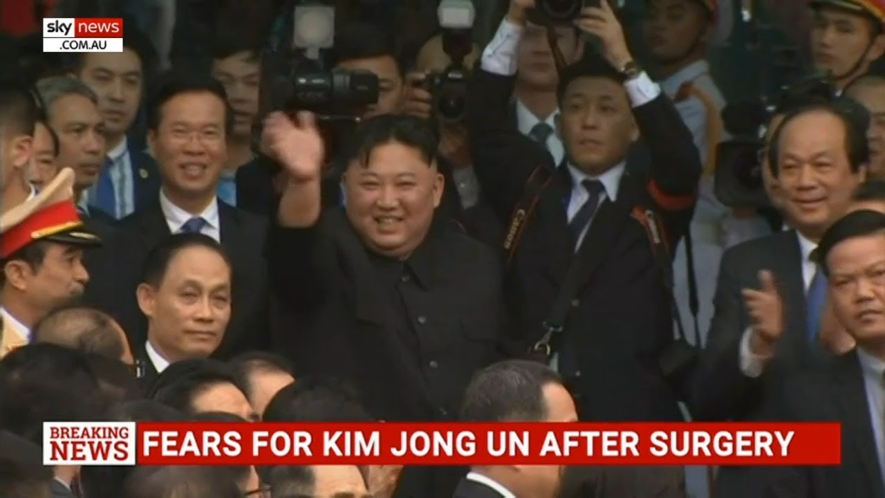 Kim Jong Un in 'grave danger' after surgery - YouTube