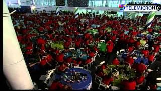 Fiesta de Empleados del Grupo Telemicro 2014: Krisspy
