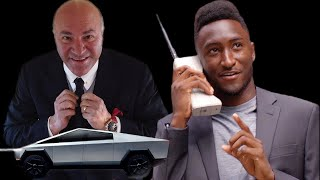 Why I Ordered a Tesla CyberTruck and Much More! | Kevin O'Leary Feat. MKBHD Ask Mr Wonderful