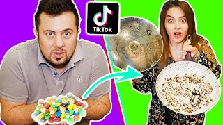 We tried TikTok LIFE Tricks! # 4