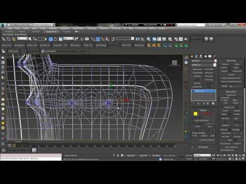 create armchair 3ds max party 5