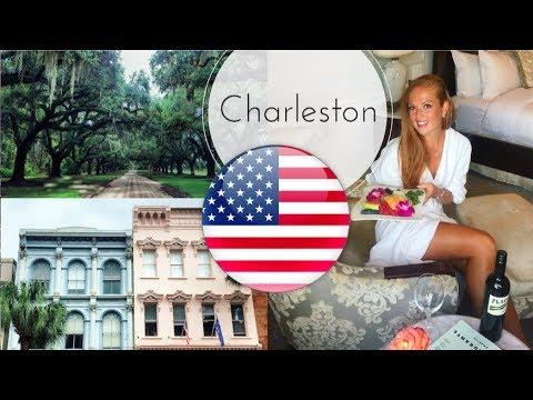 Travel Vlog l CHARLESTON, SOUTH CAROLINA, USA