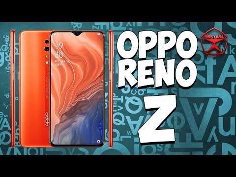 Зверёк OPPO Reno Z (хороший смартфон) / Арстайл /