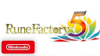 Rune Factory 5 - Gameplay Trailer - Nintendo Switch