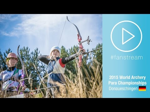 #FanStream: Live Finals | Dublin 2016 World Archery Field Championships