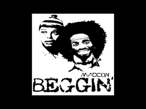 Madcon  Beggin  Instrumental HQ