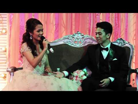 TWO WORDS - LEA SALONGA (ANNA'S VERSION DURING HER WEDDING)