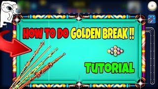 9 Ball Pool Golden Break 2018 - Win Every Time