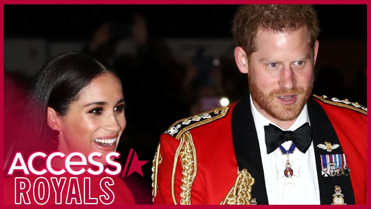 Prince Harry & Meghan Markle Pose For Cover Of TIME 100 Most Influential Issue