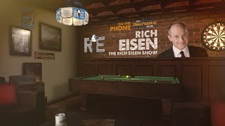 Rich Eisen Talks Seinfeld, NFL & More on The Dan Patrick Show | Full Interview | 9/21/17