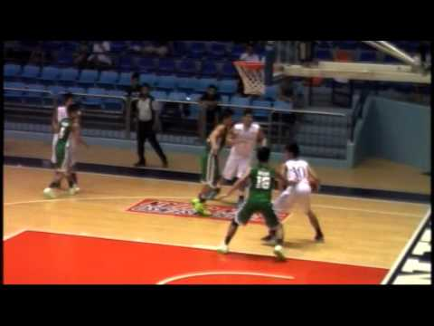 Ateneo Blue Eaglets vs La Salle Junior Archers, UAAP 75 round one juniors basketball