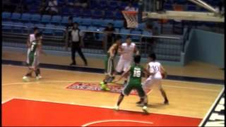 Ateneo Blue Eaglets vs La Salle Junior Archers, UAAP 75 round one juniors basketball