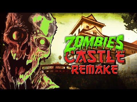 Kyassuru: World at War Zombie Castle Remake (Call of Duty Black Ops 3 Zombies - Custom Zombies)