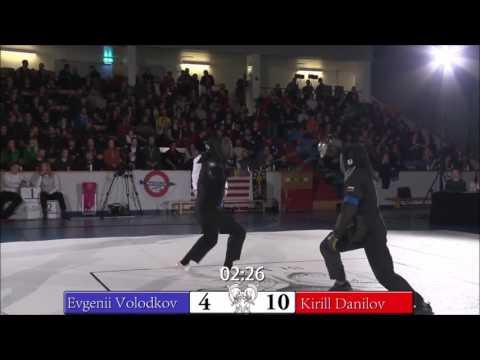 Swordfish XI - Sabre 1st place