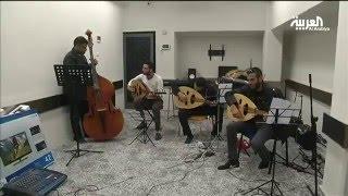 كلية الاعلام في مصراته الليبية تستعرض مواهب طلابها الفنية في اسبوع خاص